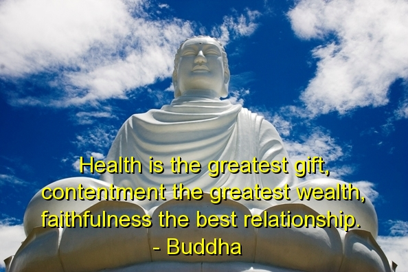 Health is the Greatest Gift – Photo of the Day